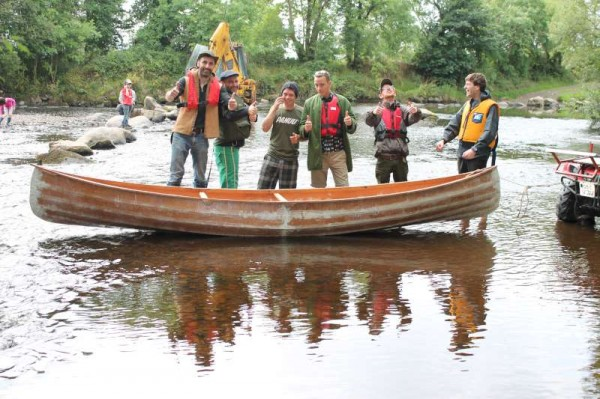 11Boating Adventure on River Blackwater - August 2013 -800