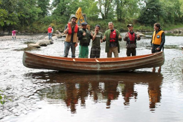 14Boating Adventure on River Blackwater - August 2013 -800