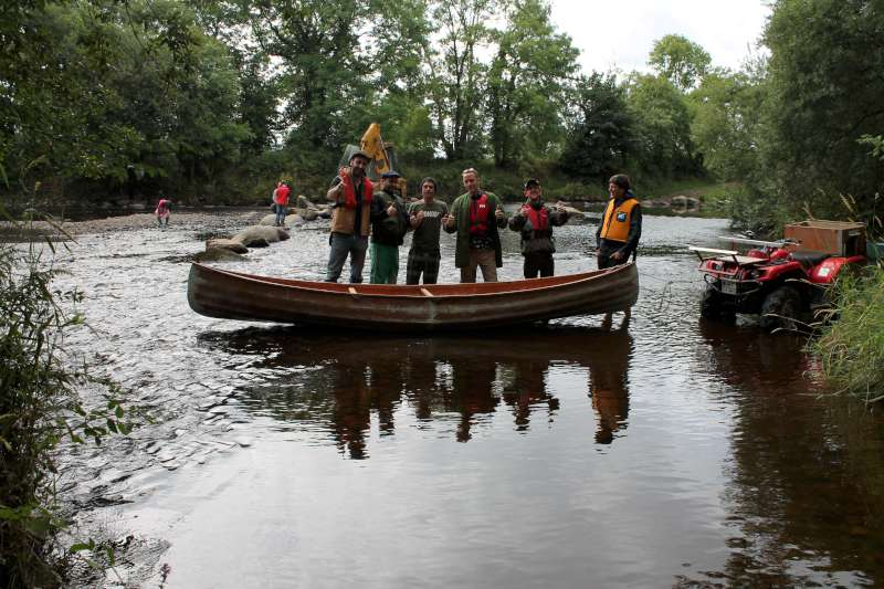 15Boating Adventure on River Blackwater - August 2013 -800
