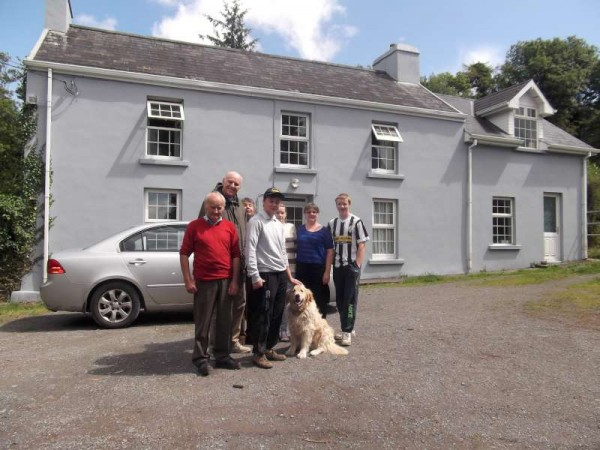 What a splendid reunion at Cloghoulamore, Millstreet on Friday 2nd Aug. 2013
