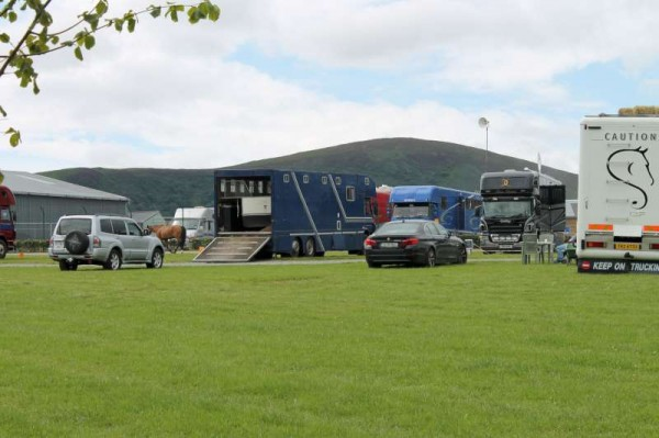 1Preparations for Millstreet Show August 2013 -800