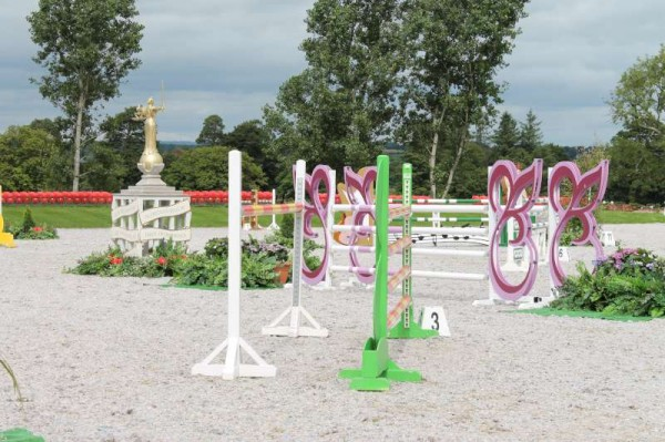 21Preparations for Millstreet Show August 2013 -800