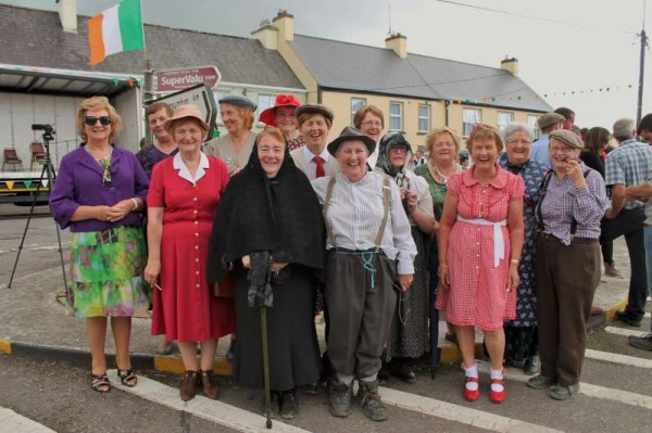 Gathering Parade in Boherbue 2013