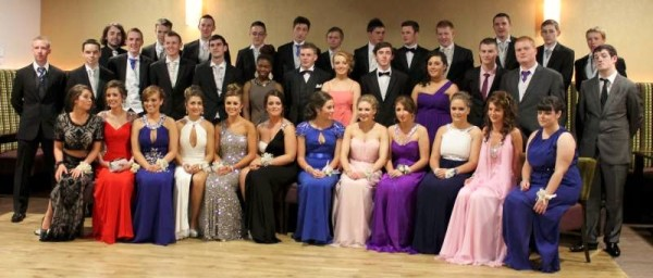 Exquisite style was truly in evidence at The Square on Wednesday, 7th August 2013 as all the young people assembled for the 2013 Millstreet Community School Debs.  (S.R.)