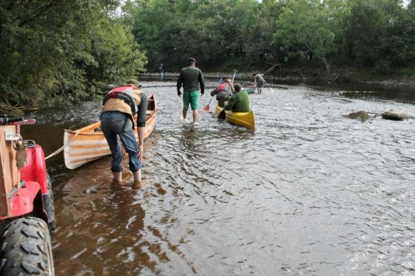 37Boating Adventure on River Blackwater - August 2013 -800