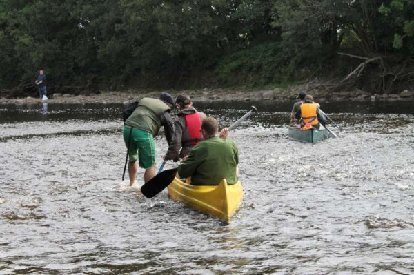 38Boating Adventure on River Blackwater - August 2013 -800