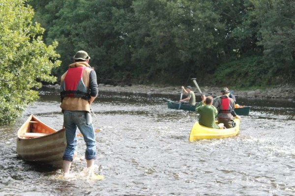 39Boating Adventure on River Blackwater - August 2013 -800
