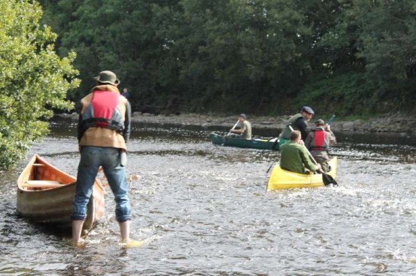 40Boating Adventure on River Blackwater - August 2013 -800