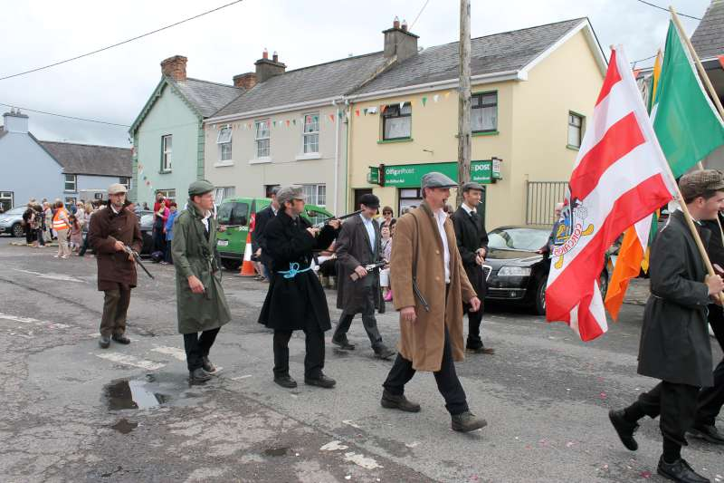 42Gathering Parade in Boherbue 2013 -800