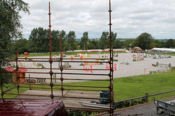 50Preparations for Millstreet Show August 2013 -800