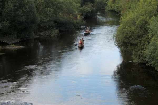 71Boating Adventure on River Blackwater - August 2013 -800