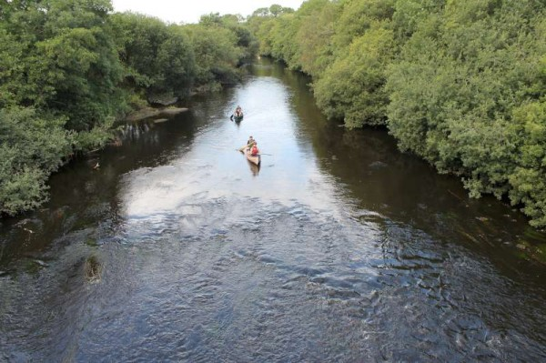 73Boating Adventure on River Blackwater - August 2013 -800
