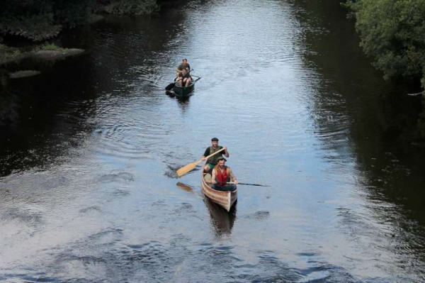 74Boating Adventure on River Blackwater - August 2013 -800