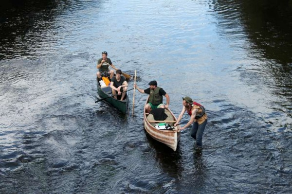 76Boating Adventure on River Blackwater - August 2013 -800