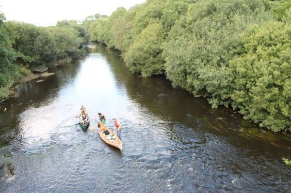 81Boating Adventure on River Blackwater - August 2013 -800