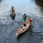 82Boating Adventure on River Blackwater - August 2013 -800