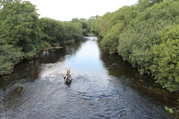 85Boating Adventure on River Blackwater - August 2013 -800