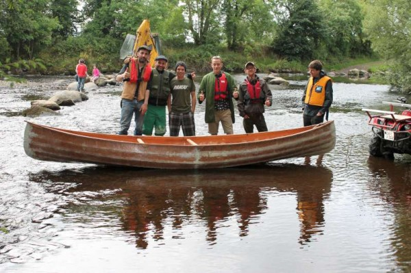 8Boating Adventure on River Blackwater - August 2013 -800