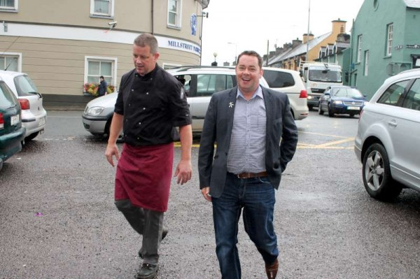 8Neven Maguire in Millstreet - 15th August 2013 -800