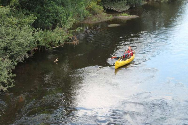 90Boating Adventure on River Blackwater - August 2013 -800