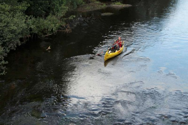 91Boating Adventure on River Blackwater - August 2013 -800