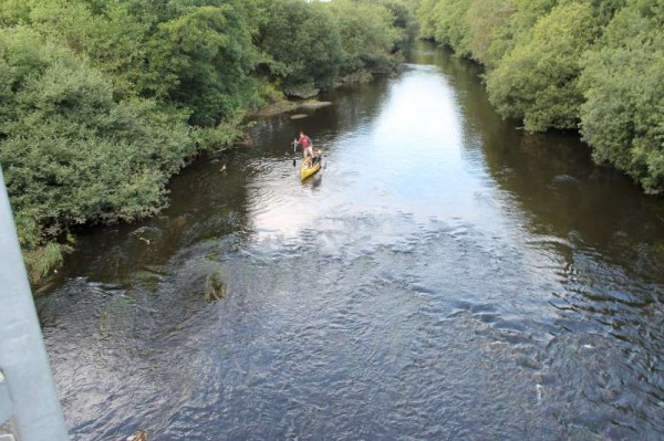 92Boating Adventure on River Blackwater - August 2013 -800