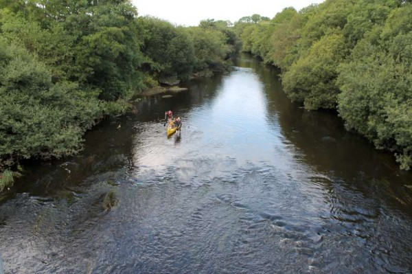 93Boating Adventure on River Blackwater - August 2013 -800