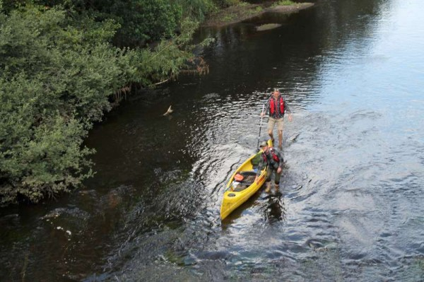 94Boating Adventure on River Blackwater - August 2013 -800