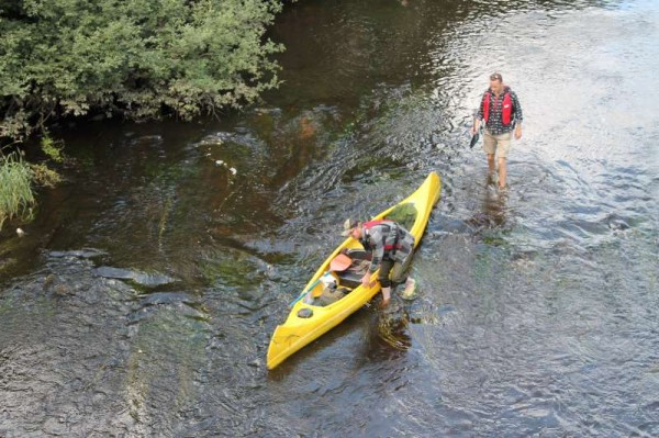 95Boating Adventure on River Blackwater - August 2013 -800