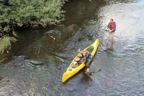 96Boating Adventure on River Blackwater - August 2013 -800
