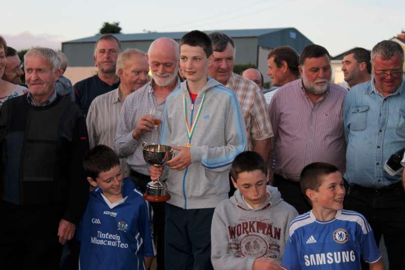 9Darragh Kiely wins All-Ireland U-12 Bowling Championship -800