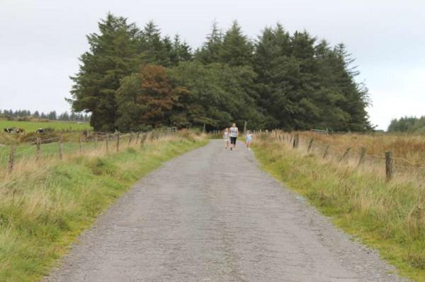 107Carriganima 4mile Walk on 21st Sept. 2013 -800