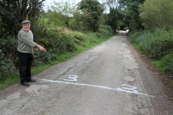 109Carriganima 4mile Walk on 21st Sept. 2013 -800