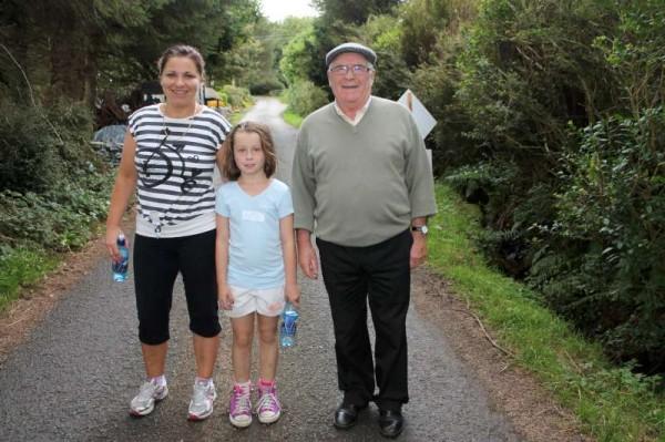 121Carriganima 4mile Walk on 21st Sept. 2013 -800