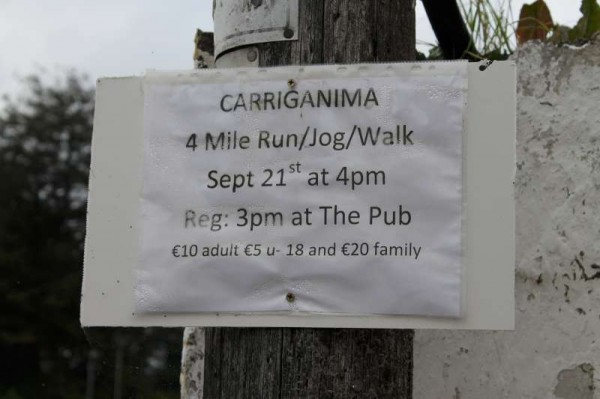 168Carriganima 4mile Walk on 21st Sept. 2013 -800