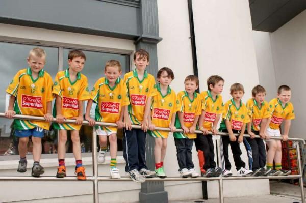 17Supervalu Presentation of Jerseys to Millstreet Juvenile GAA -800