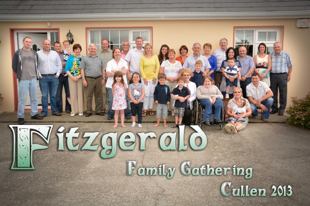 Fitzgerald Family Gath...