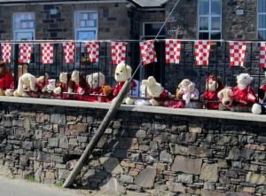 2013-09-05 Kilcorney N.S. Rebels - bears and flags