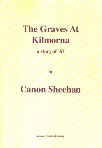2013-09-24 Book - The Graves of Kilnamorna - Front Page-800