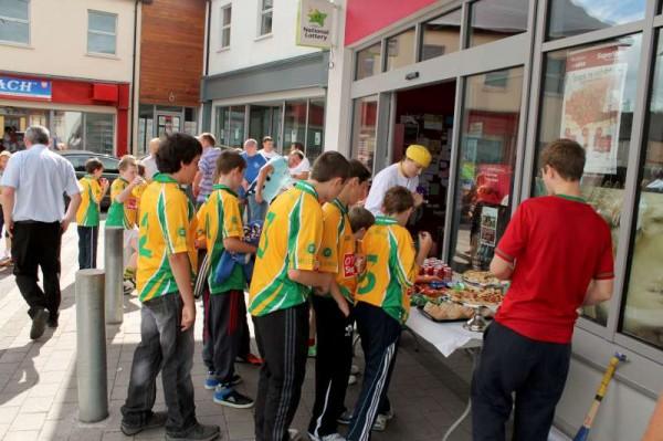 20Supervalu Presentation of Jerseys to Millstreet Juvenile GAA -800