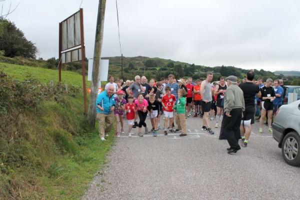 23Carriganima 4mile Walk on 21st Sept. 2013 -800