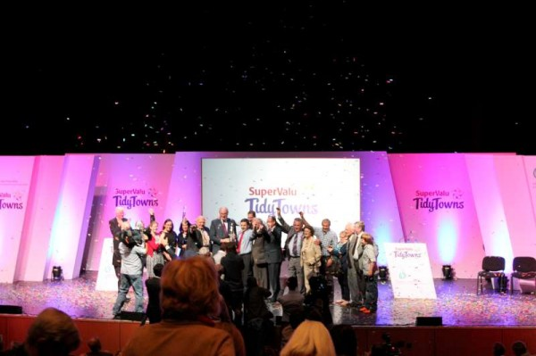 34Tidy Towns All-Ireland Awards 2013 at Helix, Dublin -800