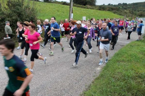 37Carriganima 4mile Walk on 21st Sept. 2013 -800