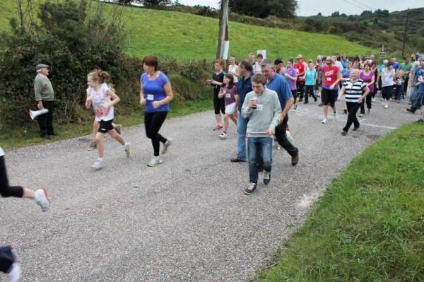 39Carriganima 4mile Walk on 21st Sept. 2013 -800