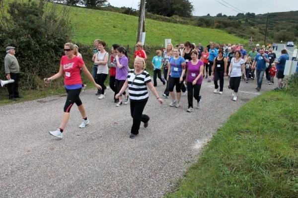 41Carriganima 4mile Walk on 21st Sept. 2013 -800