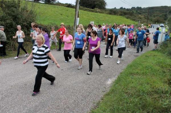 42Carriganima 4mile Walk on 21st Sept. 2013 -800