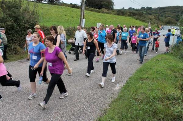 43Carriganima 4mile Walk on 21st Sept. 2013 -800