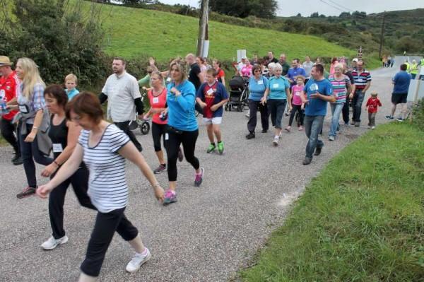 44Carriganima 4mile Walk on 21st Sept. 2013 -800