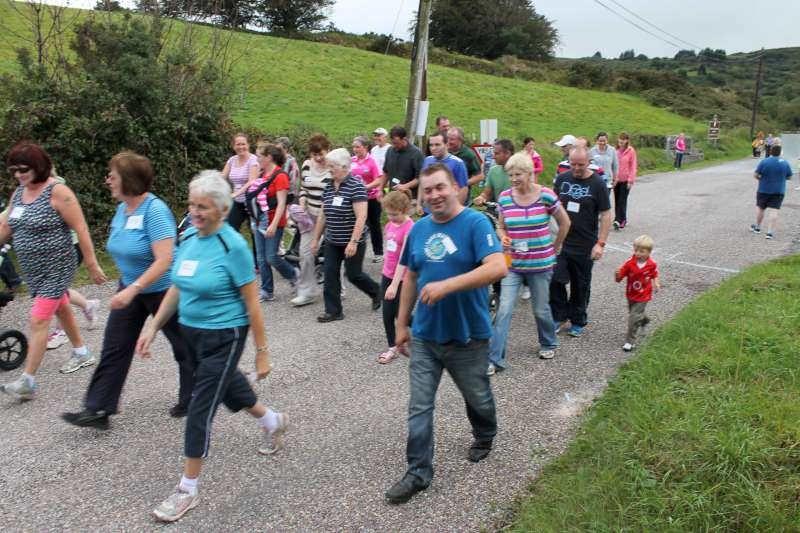 46Carriganima 4mile Walk on 21st Sept. 2013 -800