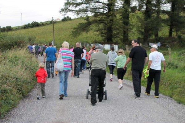 52Carriganima 4mile Walk on 21st Sept. 2013 -800
